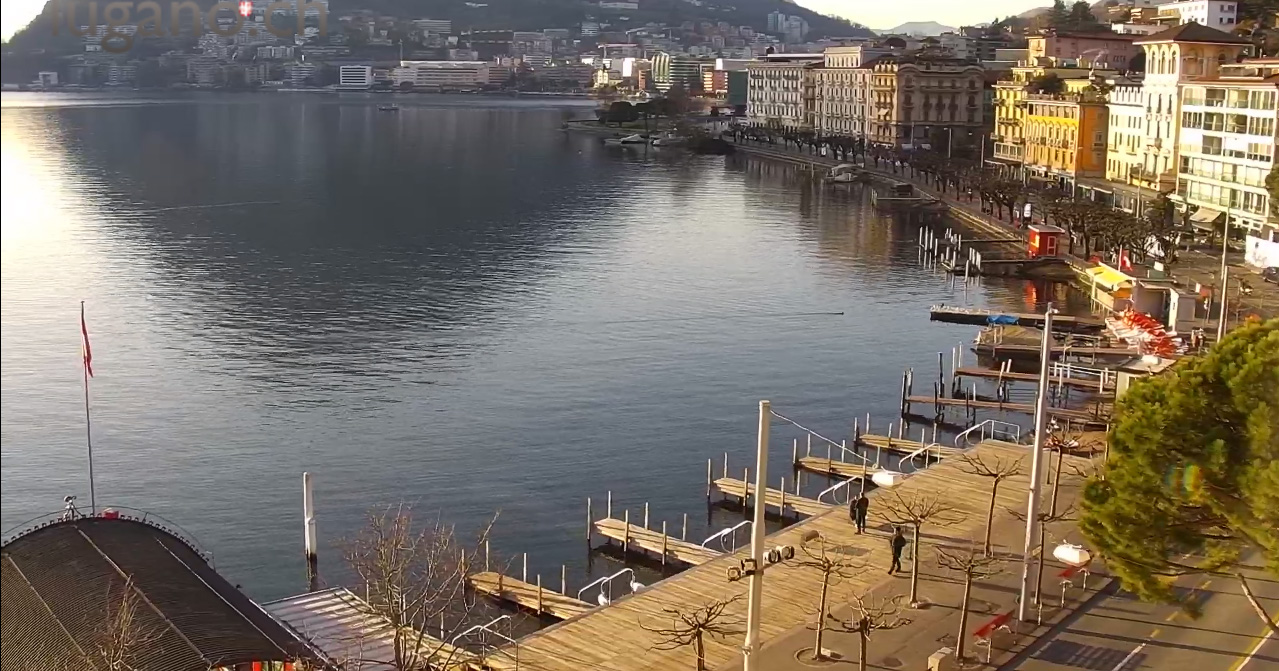 Webcam - Golfo di Lugano
